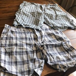 Men's Gap shorts bundle
